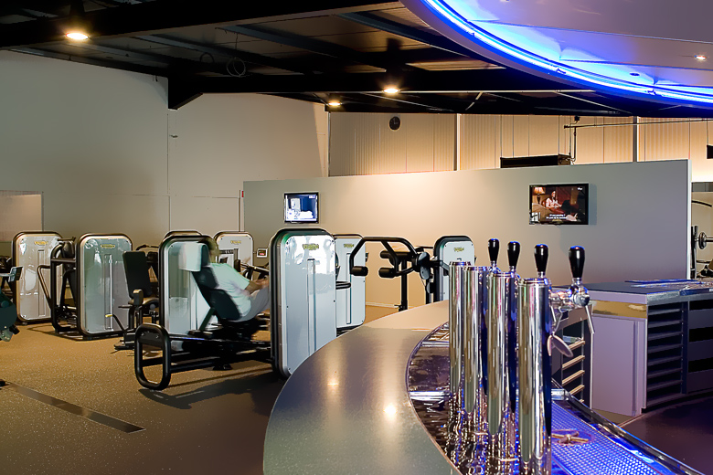 Project BDW - Fitness en Health club - Putte