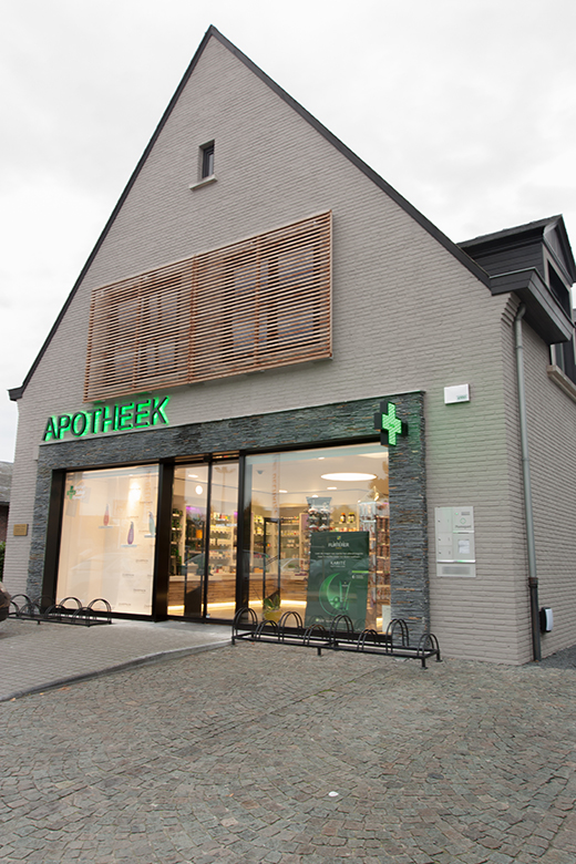 Business - Apotheek Salvia - Keerbergen